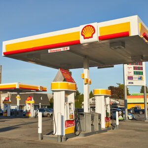 Burlington Gas Station For Sale