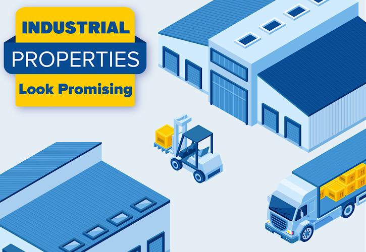 Industrial Properties look promising