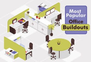 Most Popular Office Buildouts